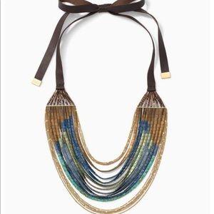 NWT Stella & Dot River Tile Necklace